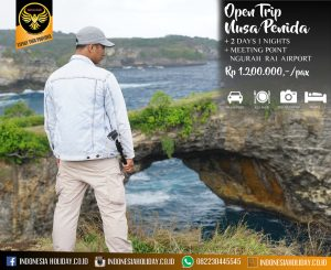 Open Trip Nusa Penida 2 Hari 1 Malam
