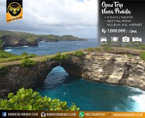 Open Trip Nusa Penida 3 hari 2 Malam